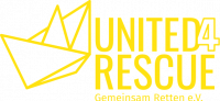 Logo: United4Rescue